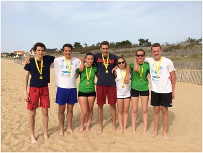 Champions Académique de Beach-Volley
