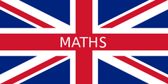 Flag of the United Kingdom math